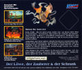 Simon the Sorcerer II: The Lion, the Wizard and the Wardrobe DOS Other Jewel Case - Back