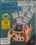 SimCity Graphics Set 2: Future Cities DOS Front Cover