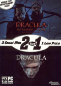 Dracula 2 Pack Windows Front Cover