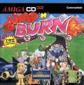 Bump 'N' Burn Amiga CD32 Front Cover