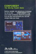 Confused? MSX Back Cover
