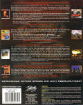 Action Hall of Fame DOS Back Cover