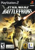 Star Wars: Battlefront PlayStation 2 Front Cover