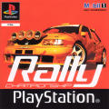 Mobil 1 Rally Championship PlayStation Front Cover