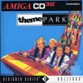 Theme Park Amiga CD32 Other Sleeve - Front
