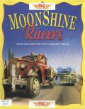Moonshine Racers DOS Front Cover