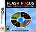 Flash Focus: Vision Training in Minutes a Day Nintendo DS Front Cover