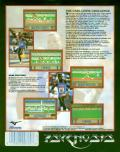 The Carl Lewis Challenge Amiga Back Cover