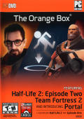 The Orange Box Windows Front Cover