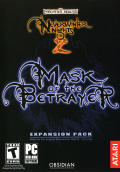 Neverwinter Nights 2: Mask of the Betrayer Windows Front Cover