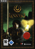 Legend: Hand of God (Collector's Edition) Windows Other Game - Keep Case - Front