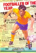 Footballer of the Year MSX Front Cover