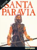 Santa Paravia and Fiumaccio Commodore 64 Front Cover