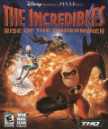 The Incredibles: Rise of the Underminer Macintosh Front Cover