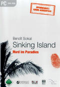 Sinking Island Windows Front Cover