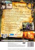 Pirates: Legend of the Black Buccaneer PlayStation 2 Back Cover