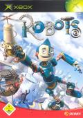 Robots Xbox Front Cover