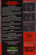 Wizardry V: Heart of the Maelstrom Apple II Back Cover