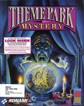 Theme Park Mystery Amiga Front Cover