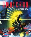 Omnicron Conspiracy Amiga Front Cover