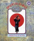Oriental Games Amiga Front Cover