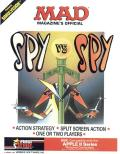 Spy vs Spy Apple II Front Cover