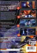 Project Sylpheed: Arc of Deception Xbox 360 Back Cover