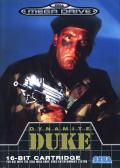 Dynamite Duke Genesis Front Cover