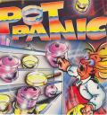 Pot Panic Commodore 64 Front Cover