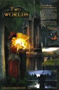 Two Worlds (Royal Edition) Xbox 360 Inside Cover Left Flap