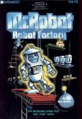 Mr. Robot and His Robot Factory Commodore 64 Front Cover