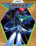 Gradius Commodore 64 Front Cover