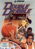 Double Dribble Commodore 64 Front Cover