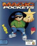Magic Pockets DOS Front Cover
