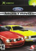 Ford Mustang Xbox Front Cover
