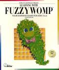 Learning with FuzzyWOMP Apple II Front Cover