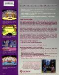 Space Quest: Chapter I - The Sarien Encounter Atari ST Back Cover