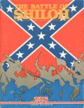 The Battle of Shiloh Apple II Front Cover