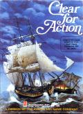 Clear for Action Atari 8-bit Front Cover