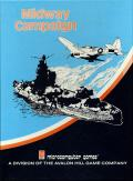Midway Campaign Apple II Front Cover