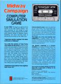Midway Campaign Apple II Back Cover