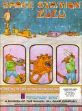 Space Station Zulu Atari 8-bit Front Cover