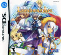 Luminous Arc Nintendo DS Front Cover