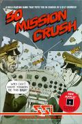 50 Mission Crush Apple II Front Cover