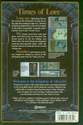 Times of Lore Amiga Back Cover