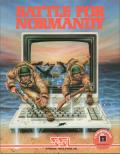 Battle for Normandy Commodore 64 Front Cover