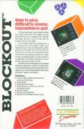 Blockout Macintosh Back Cover