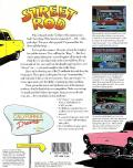 Street Rod Commodore 64 Back Cover