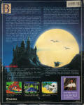 King's Quest IV: The Perils of Rosella Amiga Back Cover