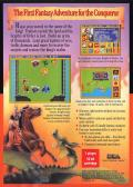 King's Bounty Genesis Back Cover